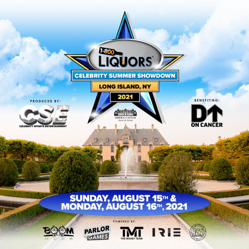2021 Celebrity Summer Showdown Sponsorship